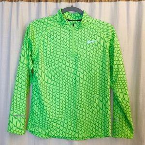 Nike running mesh shirt k103